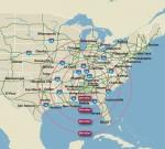 Alabama Radius Map